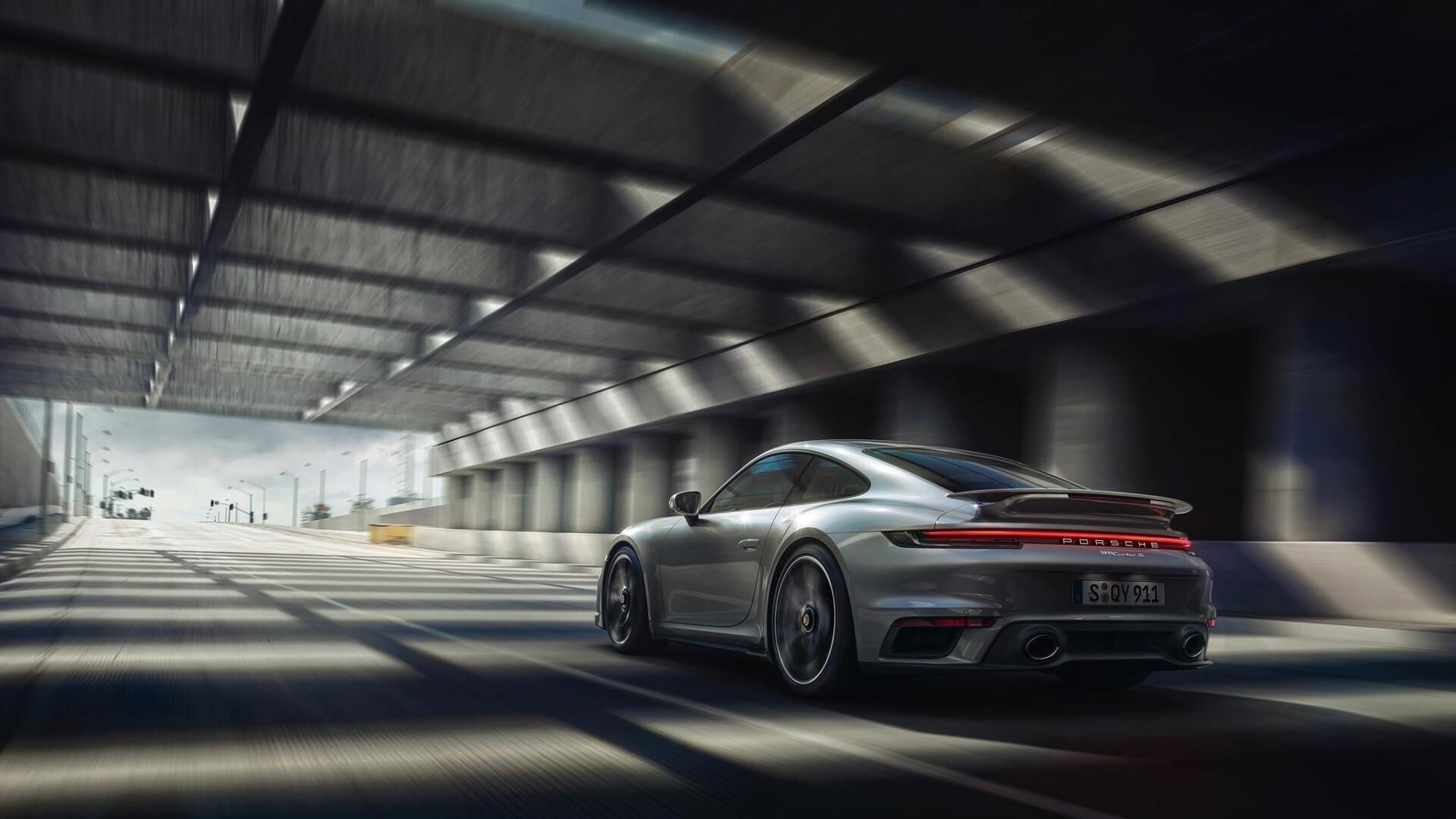 911 Turbo S Coupç 2020 Porsche Ag