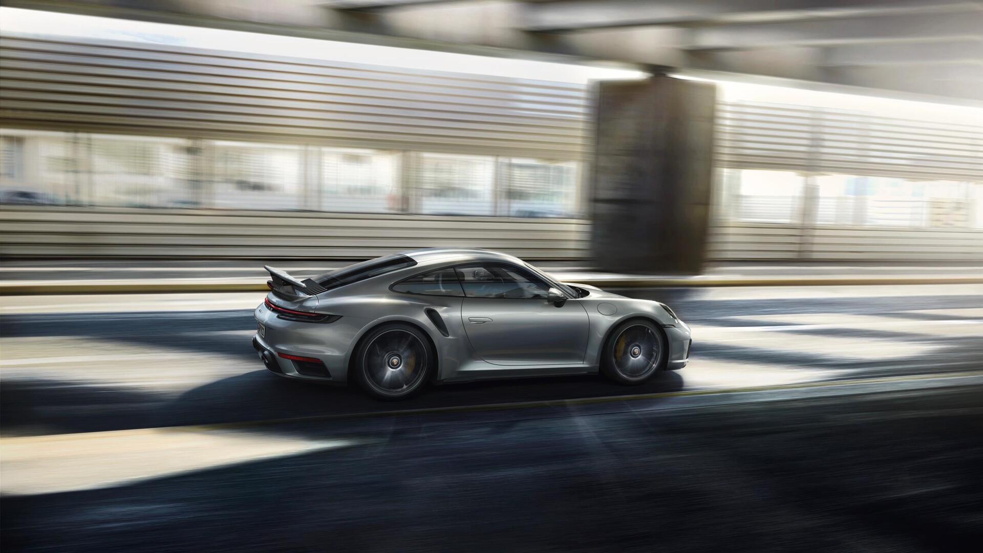 911 Turbo S Coupç 2020 Porsche Ag 2