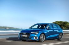 Audi anuncia los precios para la gama del nuevo A3 Sportback en España