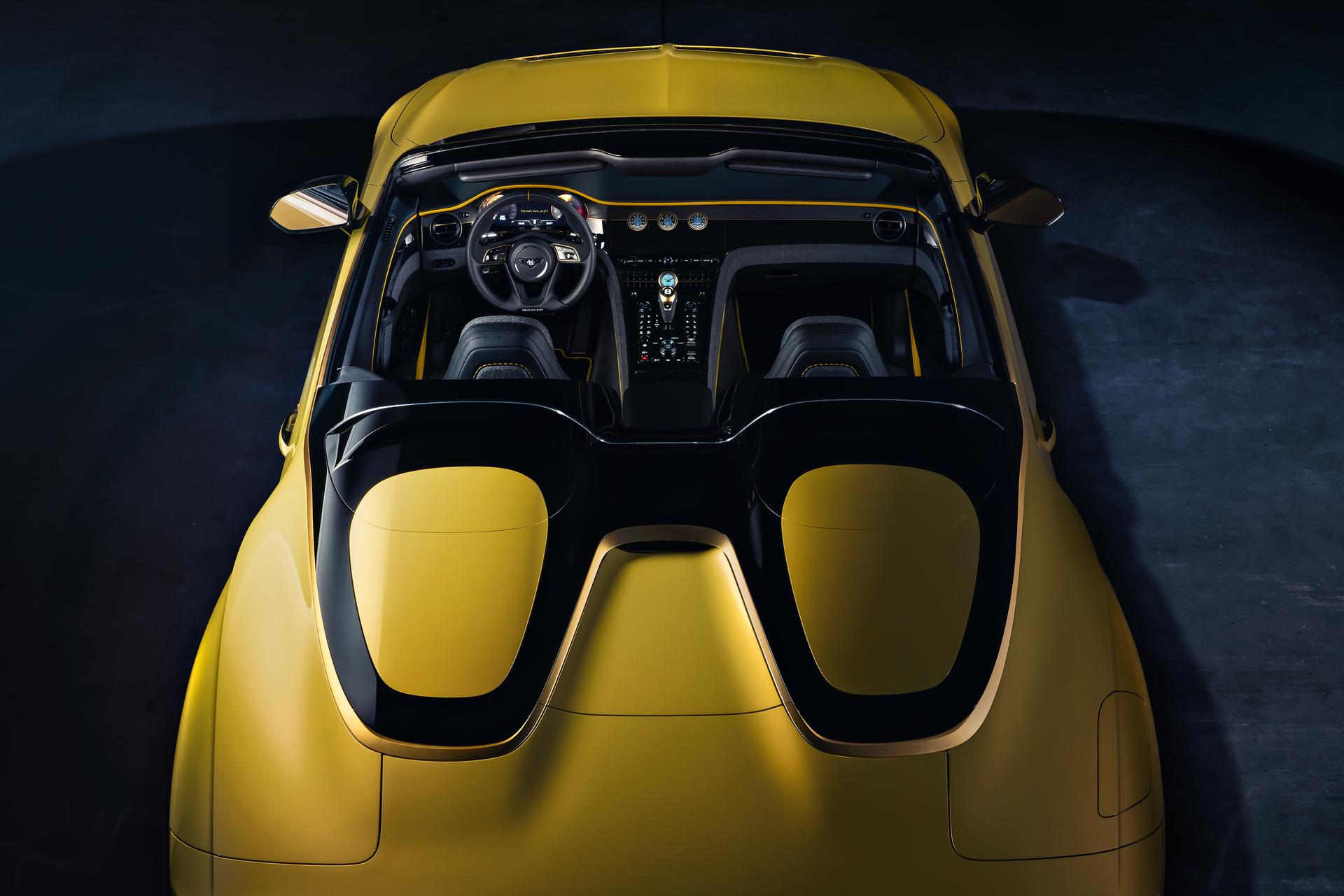 Bentley Mulliner Bacalar 10a