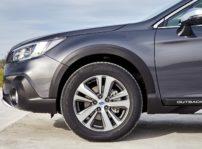 Subaru Outback Silver Edition 2020 (2)