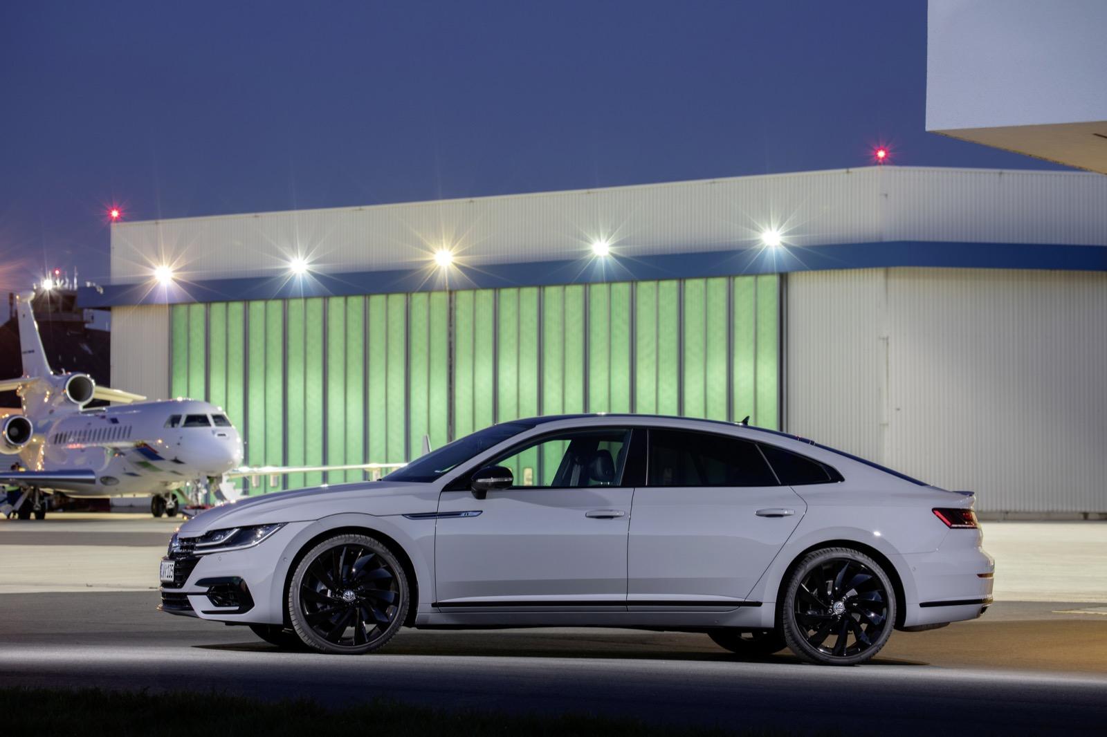 The New Volkswagen Arteon R Line Edition