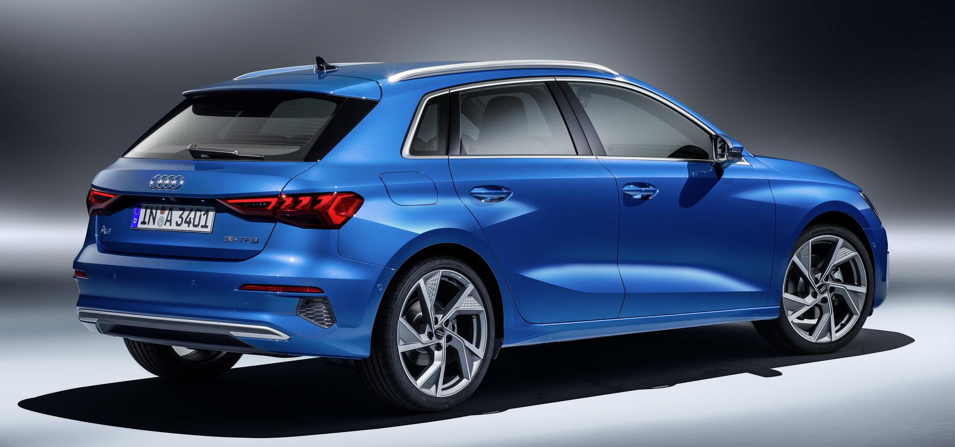Audi A3 Sportback 2020 (5)