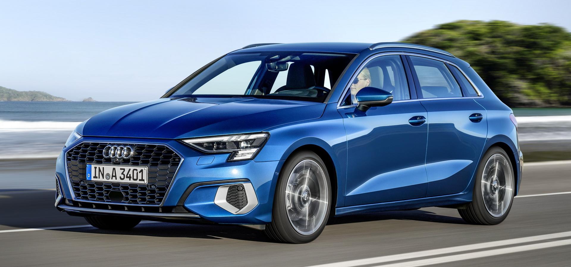 Audi A3 Sportback 2020 (7)