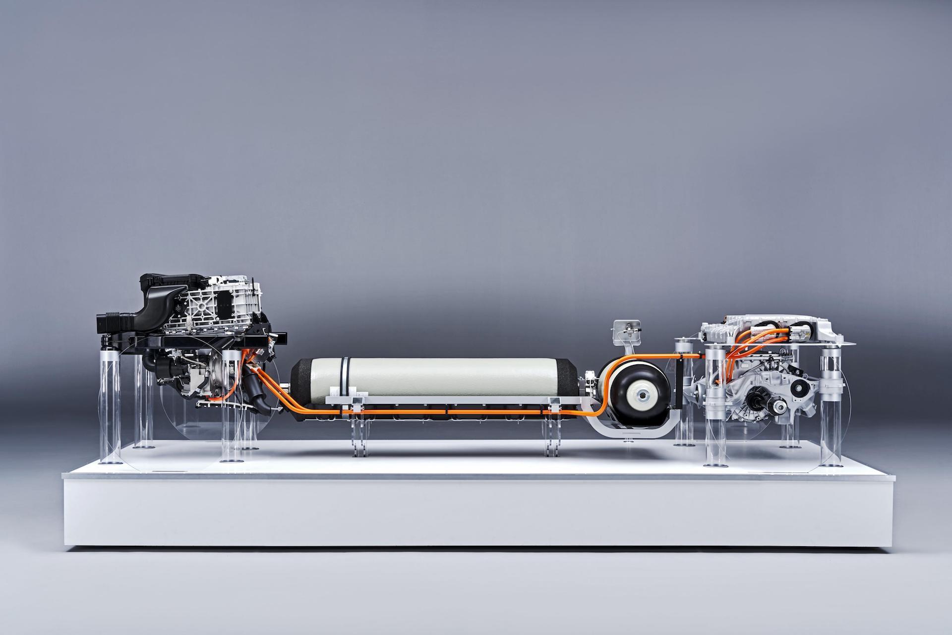 Bmw Celda Combustible Hidrogeno 2