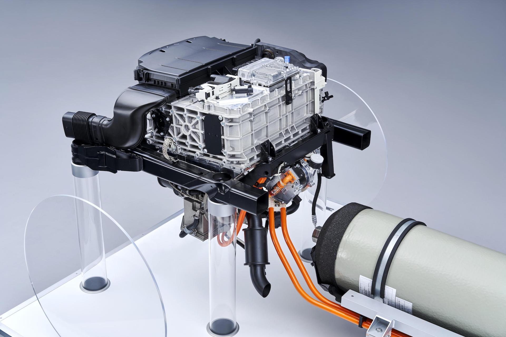 Bmw Celda Combustible Hidrogeno 3