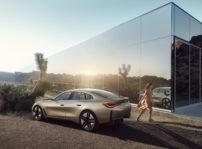 BMW i4 Concept, el M3 de los eléctricos que ofrecerá 530 CV y 600 Km de autonomía