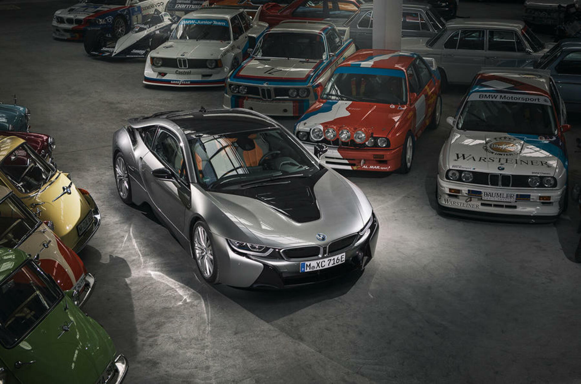 Bmw I8 End Of Production Front