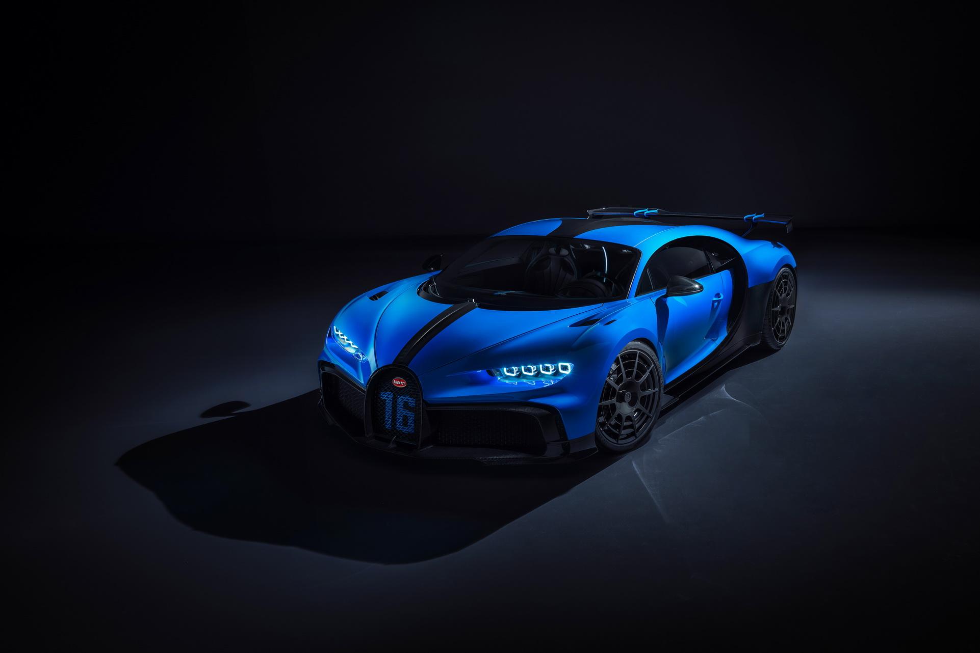 Bugatti Chiron Pur Sport Edicion Especial (5)