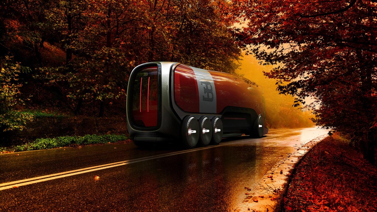 Bugatti Truck 15