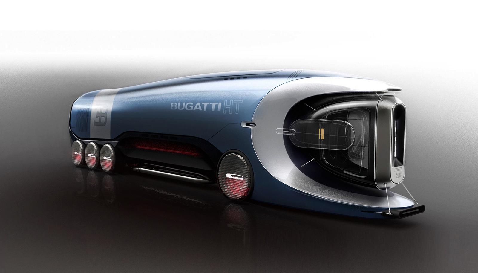 Bugatti Truck 4