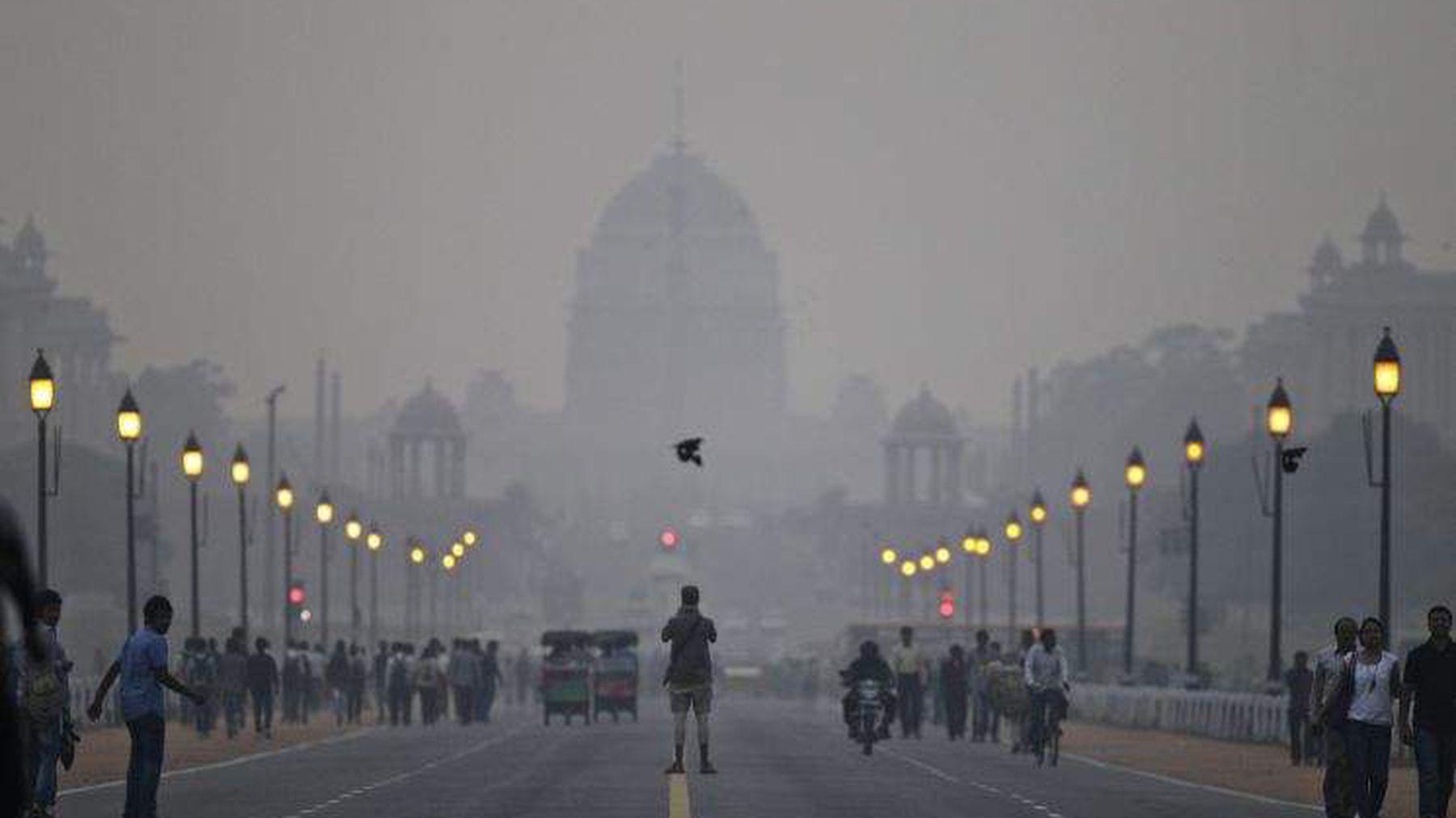Contaminacion Asia