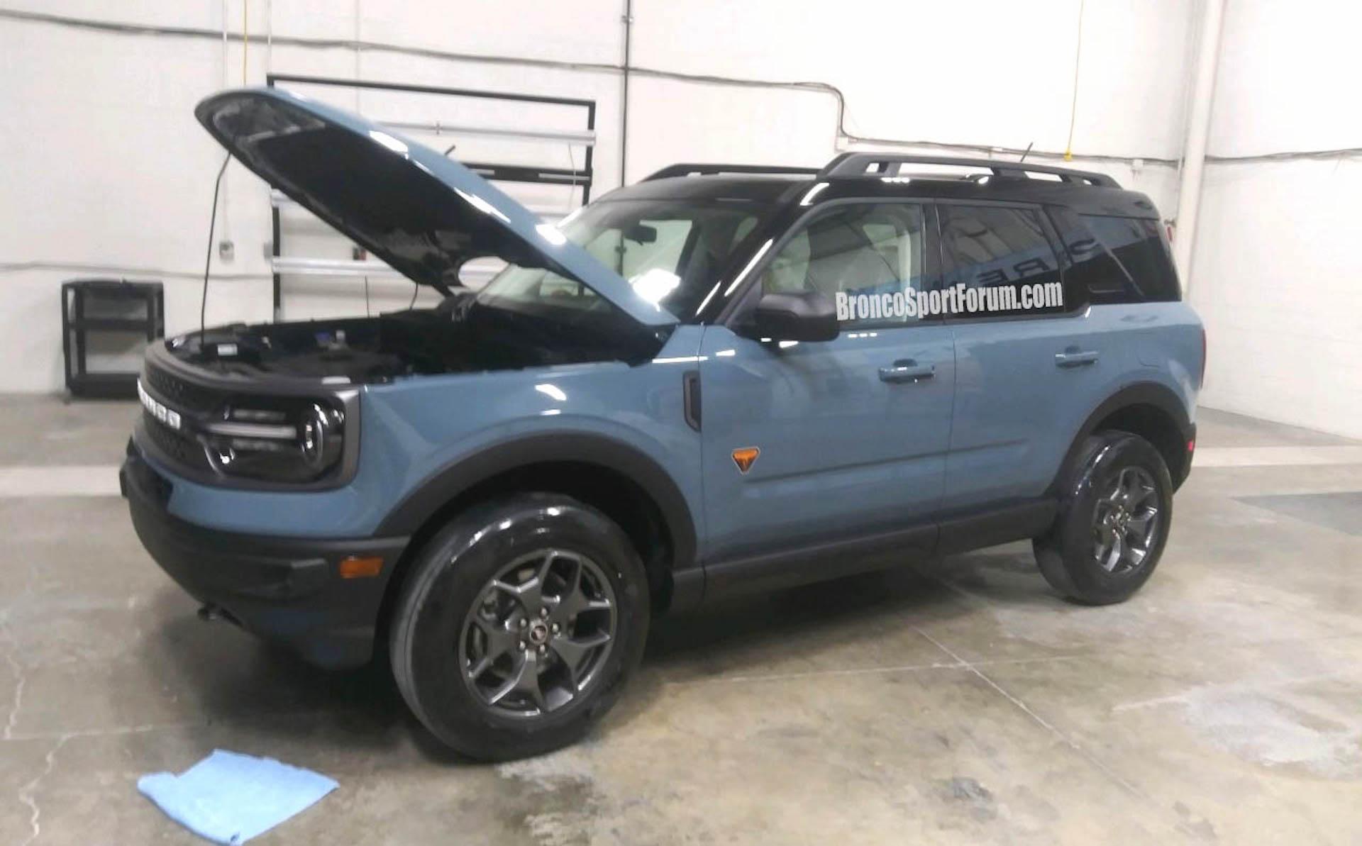 Ford Bronco Filtracion 1