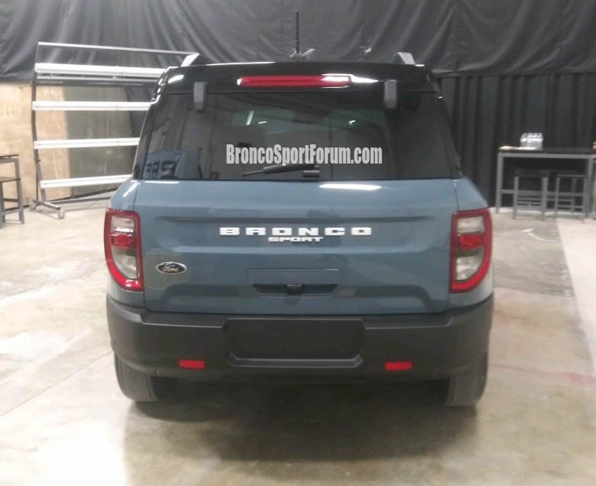 Ford Bronco Filtracion 2