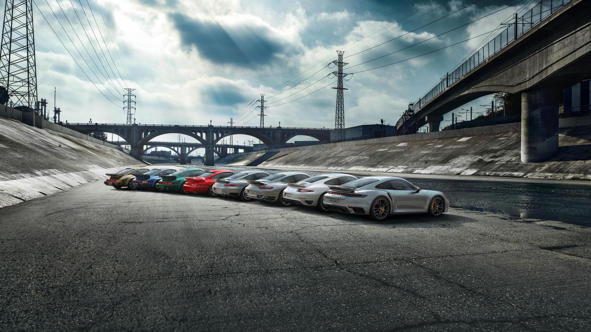 Gama Porsche