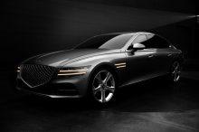 Primer vistazo al Genesis G80: elegancia, clase y belleza