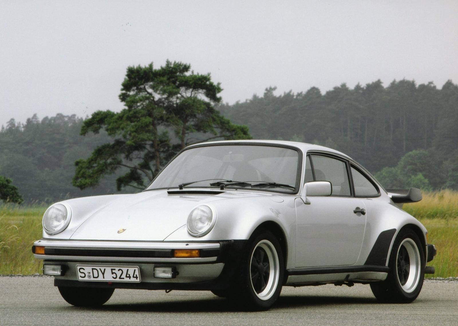Historia Turbo Porsche (1)