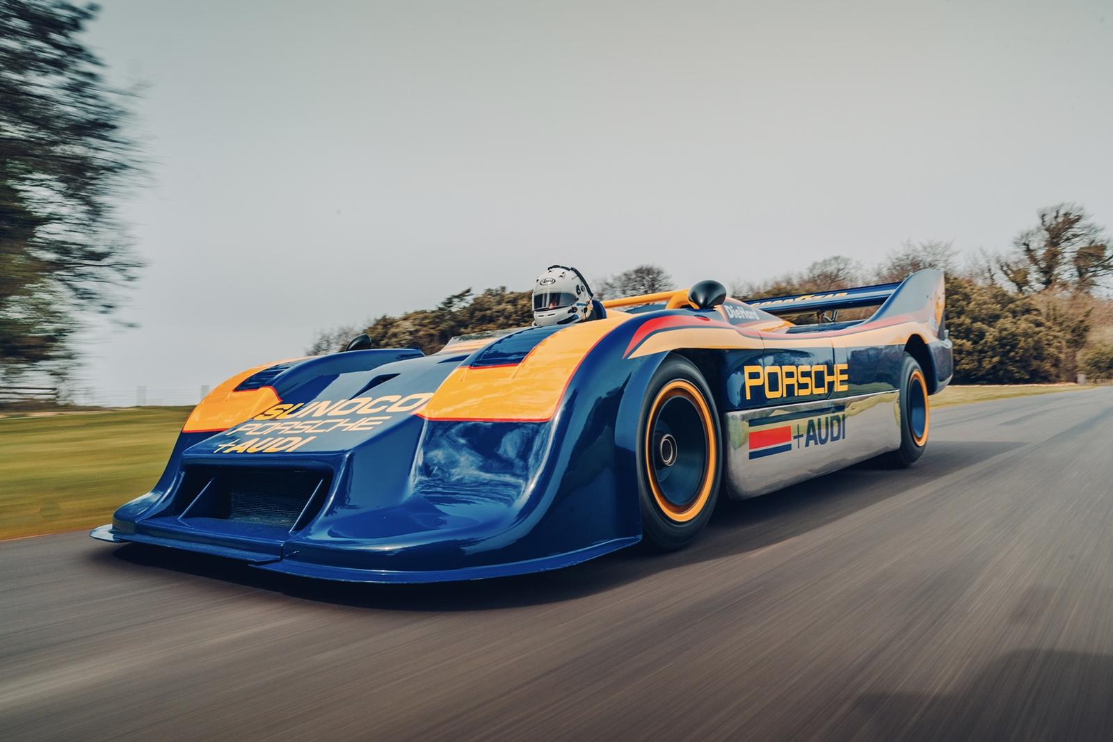 Historia Turbo Porsche (3)
