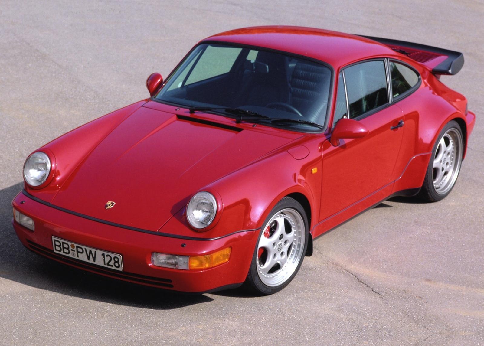 Historia Turbo Porsche (5)