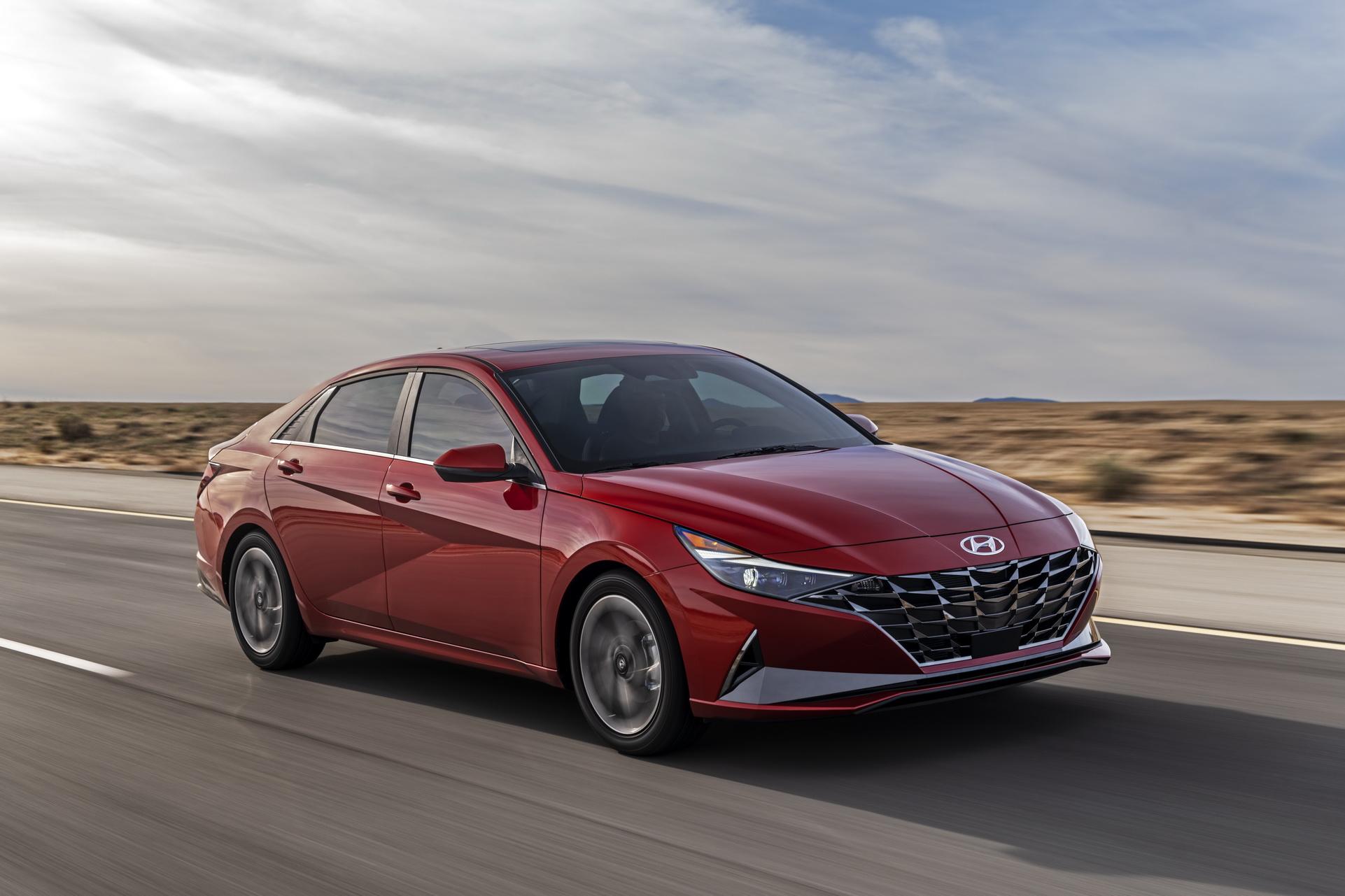 Hyundai Elantra 2021 Presentacion