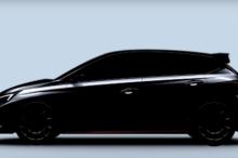 El Hyundai i20N nos saluda desde las sombras