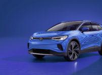 Volkswagen ID.4, así es el nuevo SUV eléctrico con autonomía de más de 500 km