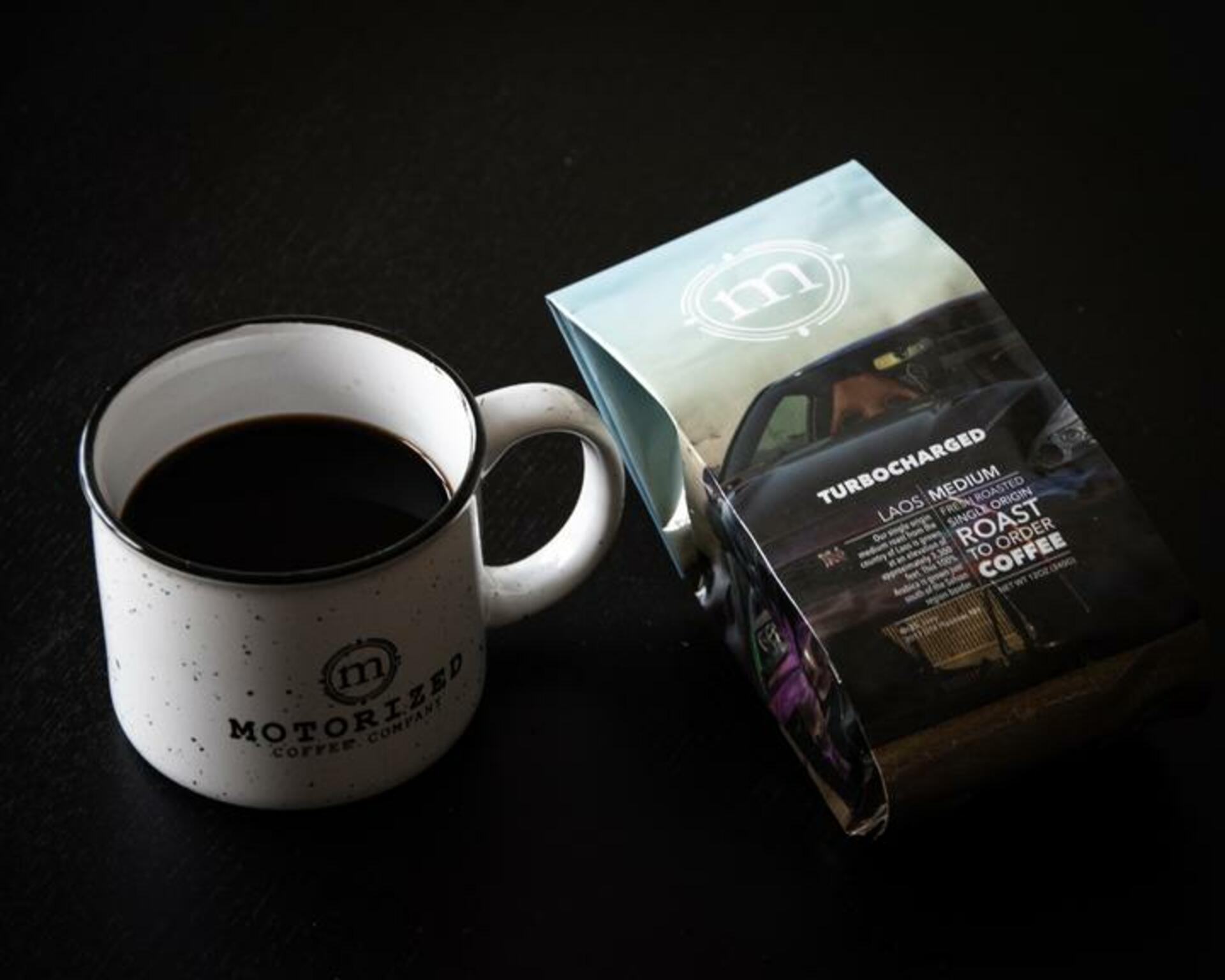 Motorized Coffee