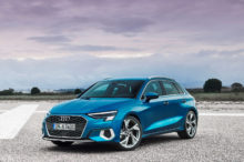 Nuevo Audi A3: nuevo diseño, mejor tecnología pero misma filosofía