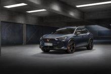 El CUPRA Formentor tendrá un motor Audi de cinco cilindros y ya se ha dejado ver en Nürburgring