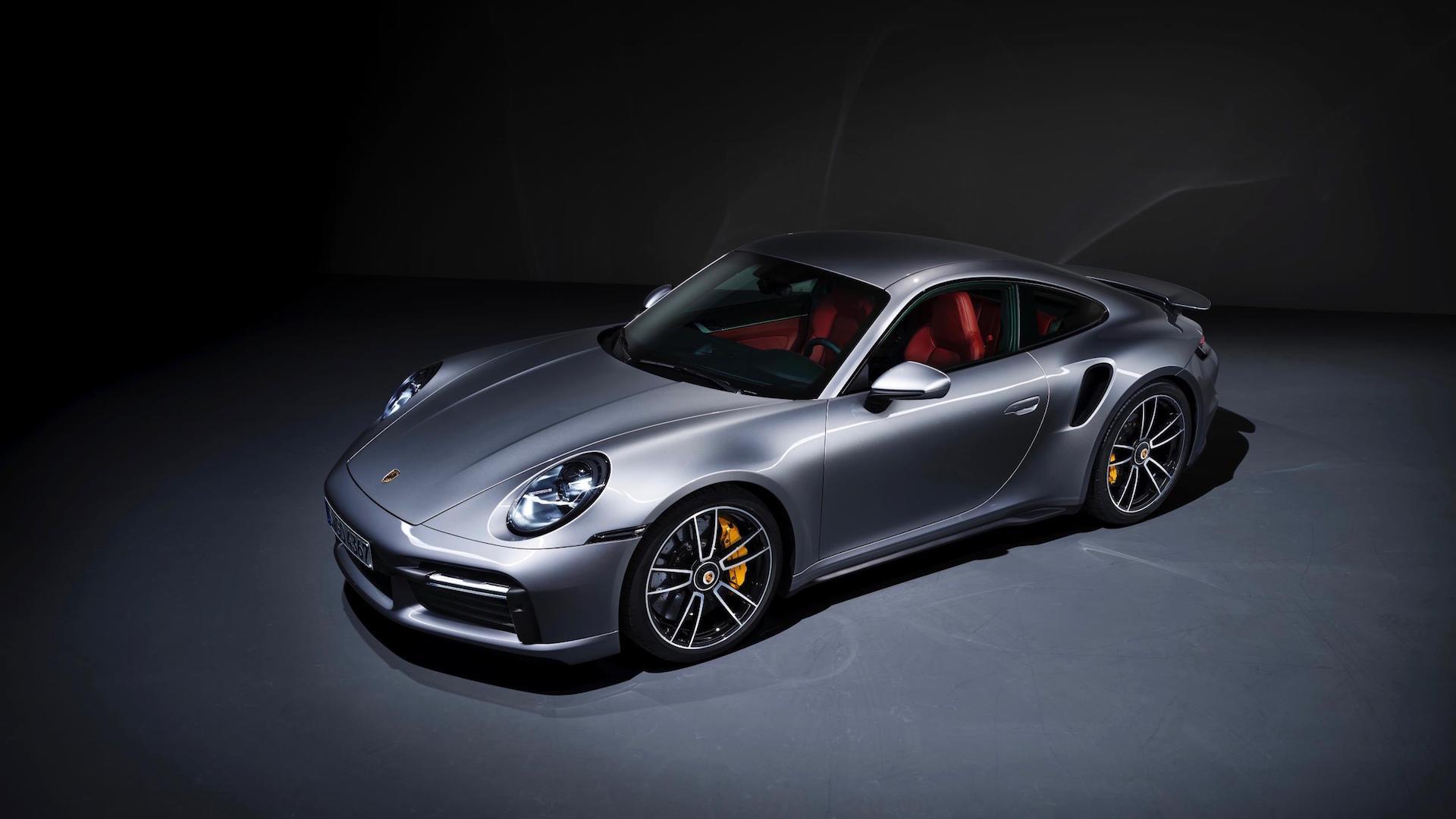 Nuevo Porsche 911 Turbo S 10