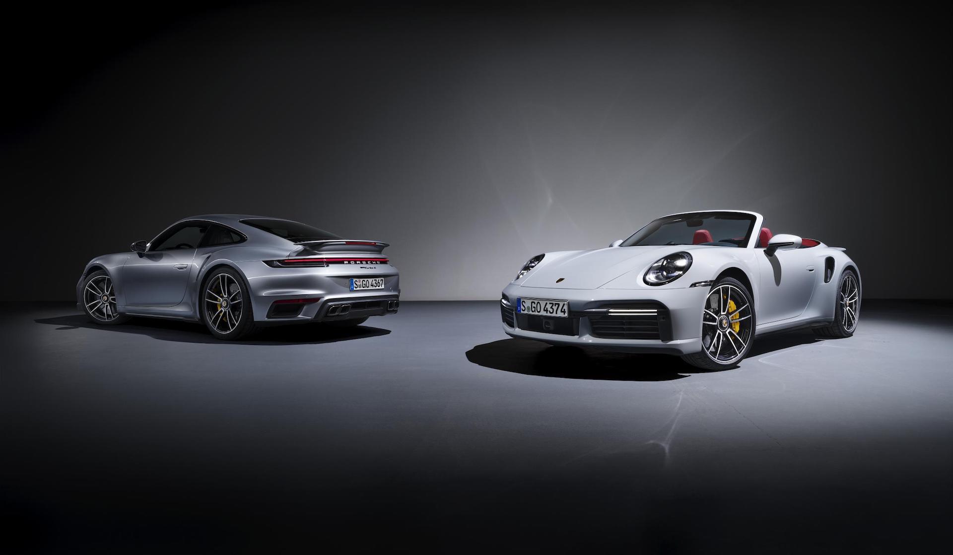 Nuevo Porsche 911 Turbo S 2