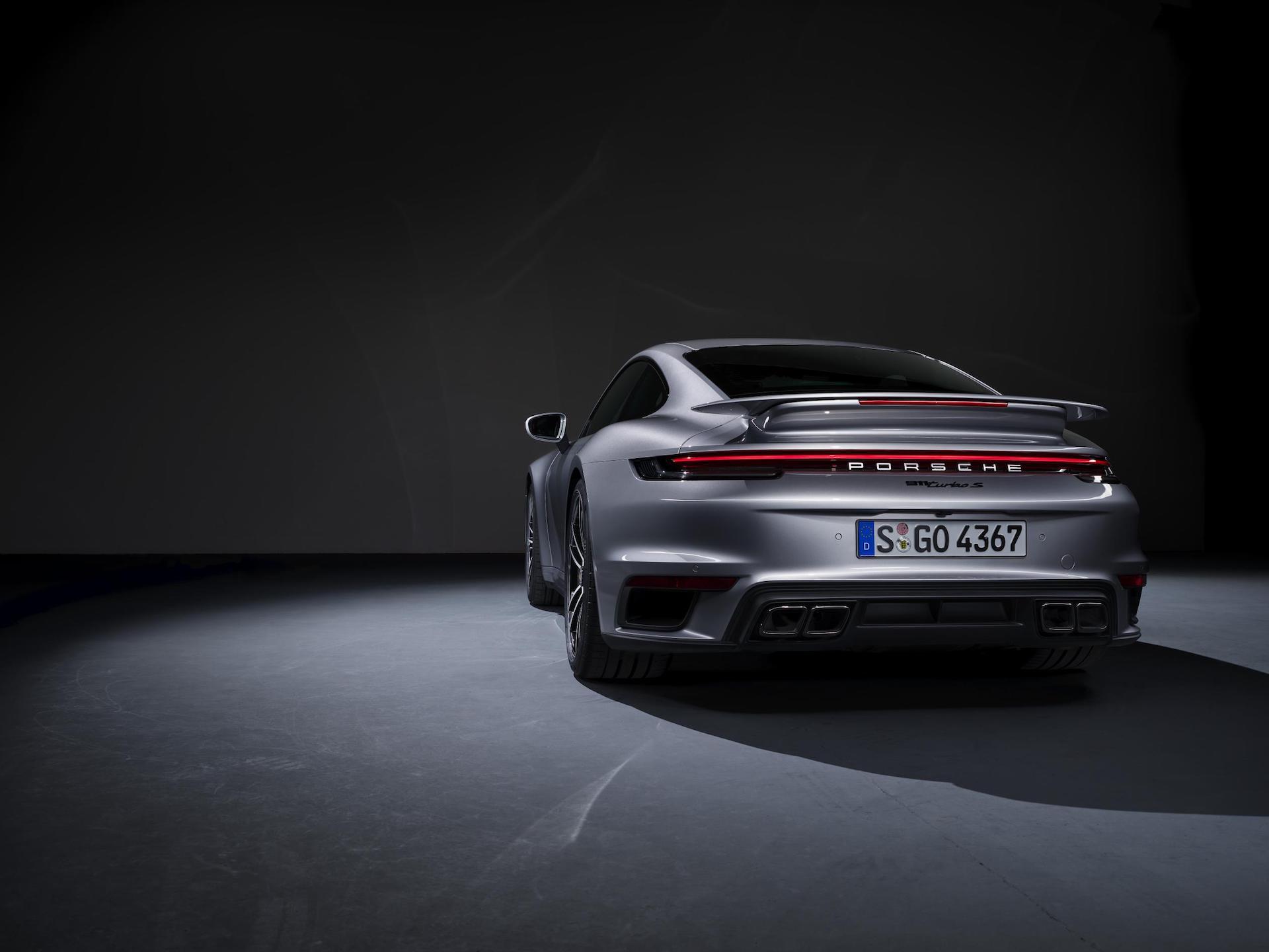Nuevo Porsche 911 Turbo S 4