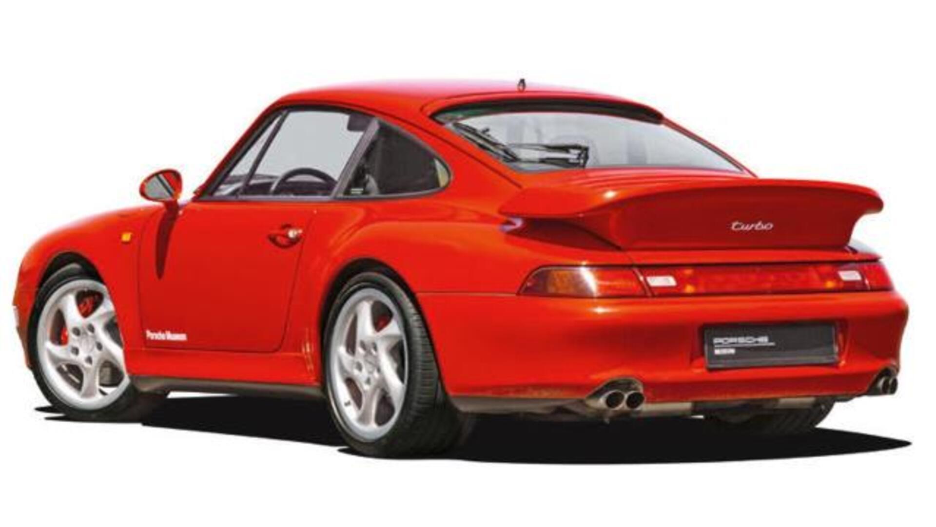 Porsche 911 Turbo 993 2020 Porsche Ag