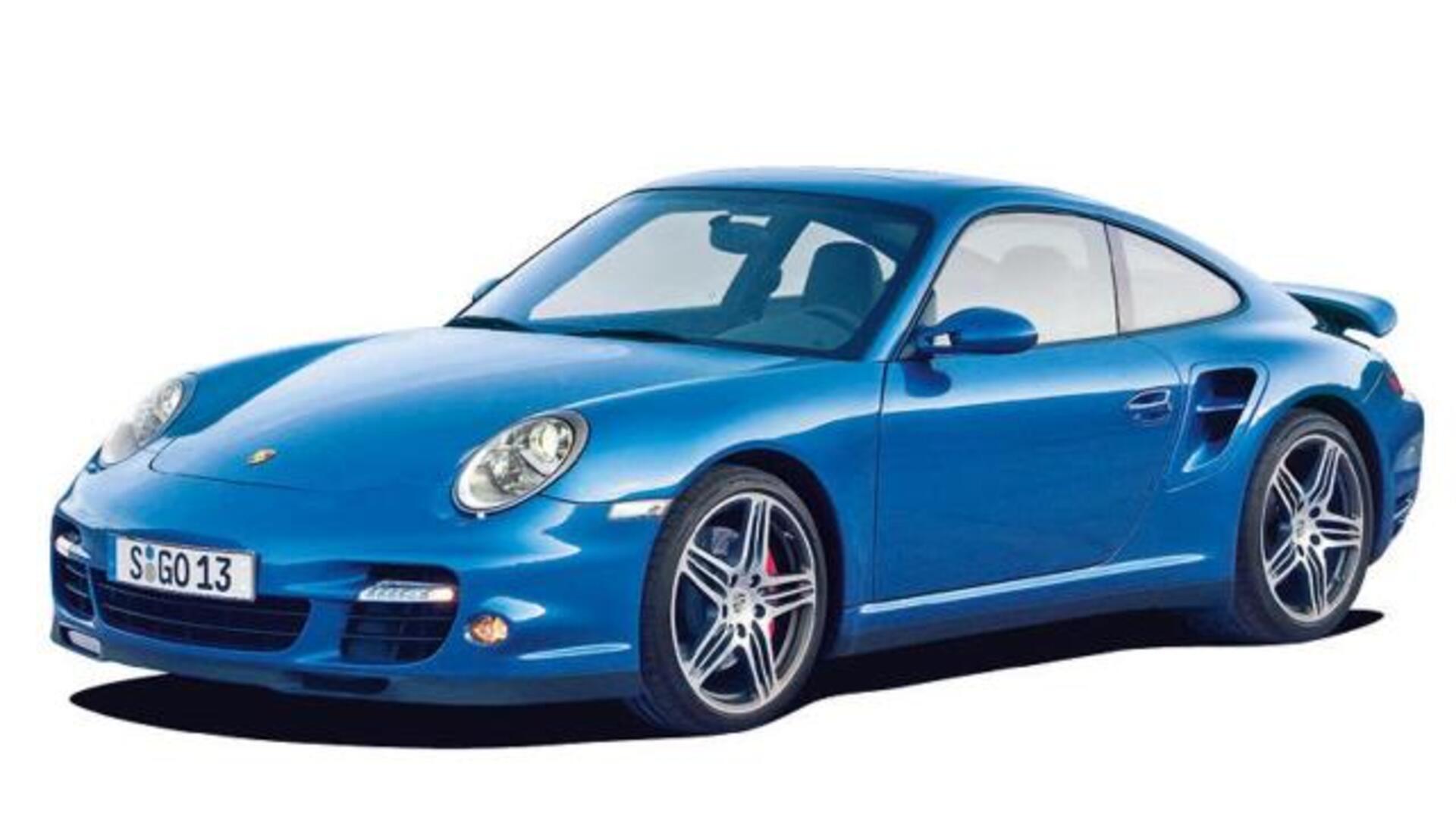 Porsche 911 Turbo 997 2020 Porsche Ag
