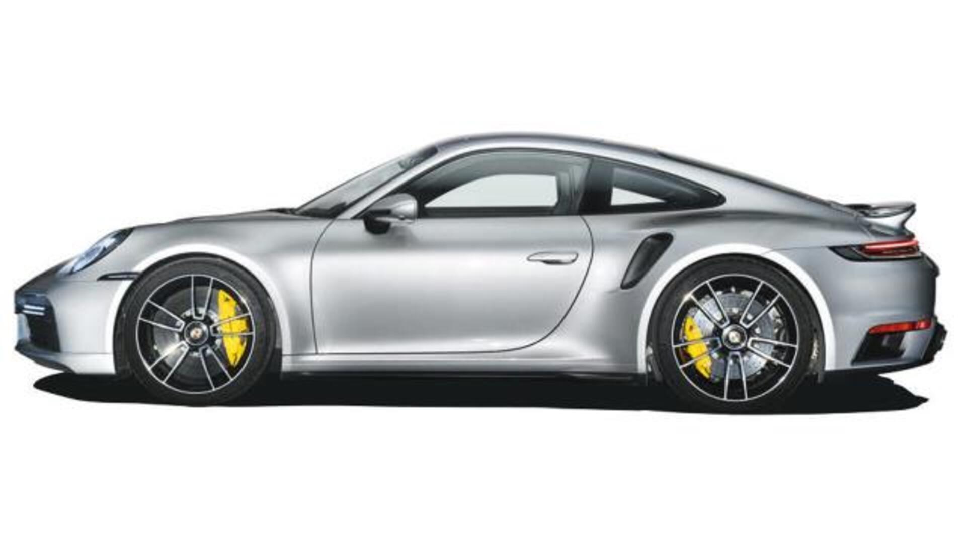 Porsche 911 Turbo S 992 2020 Porsche Ag