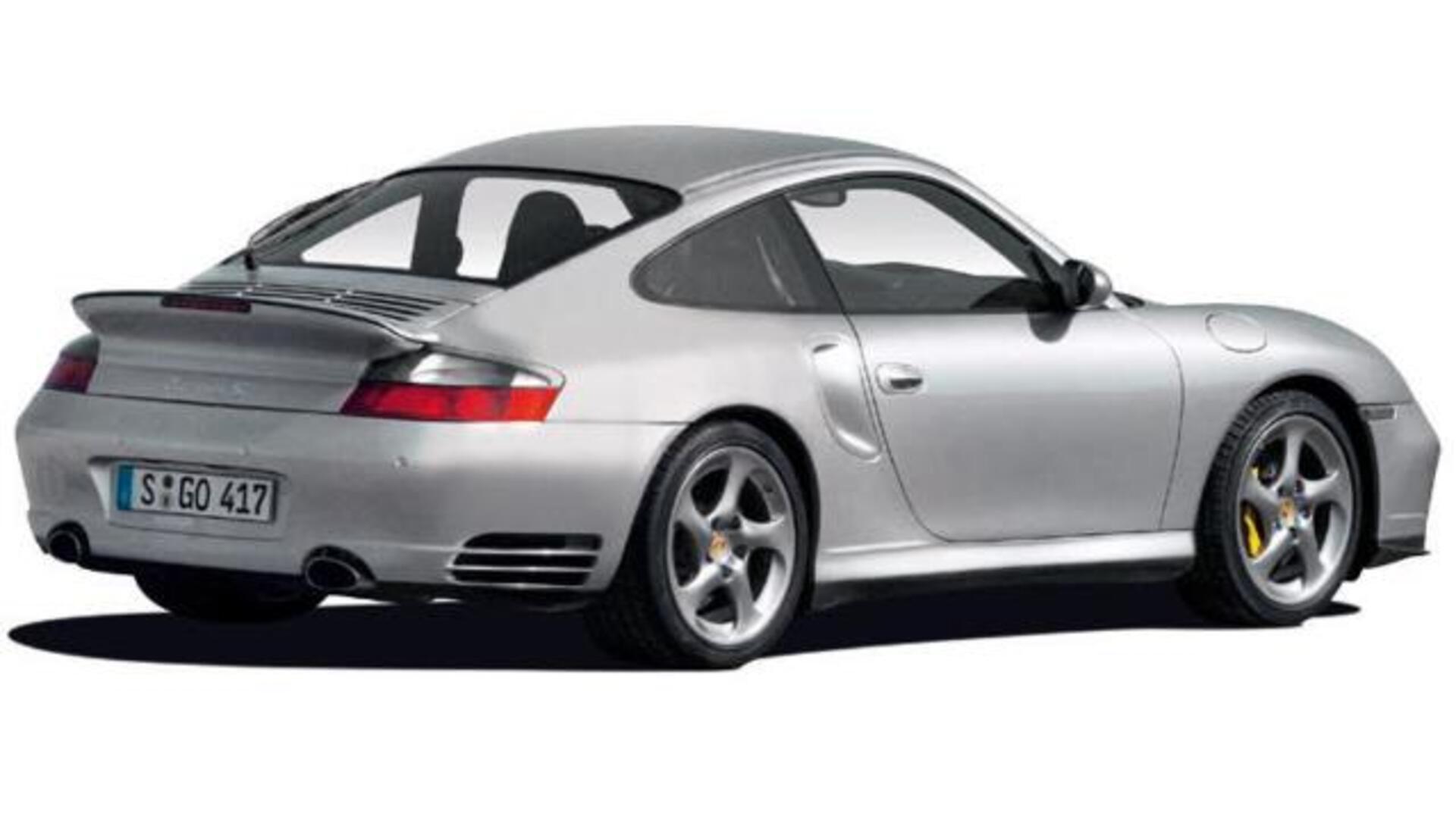 Porsche 911 Turbo S 996 2020 Porsche Ag