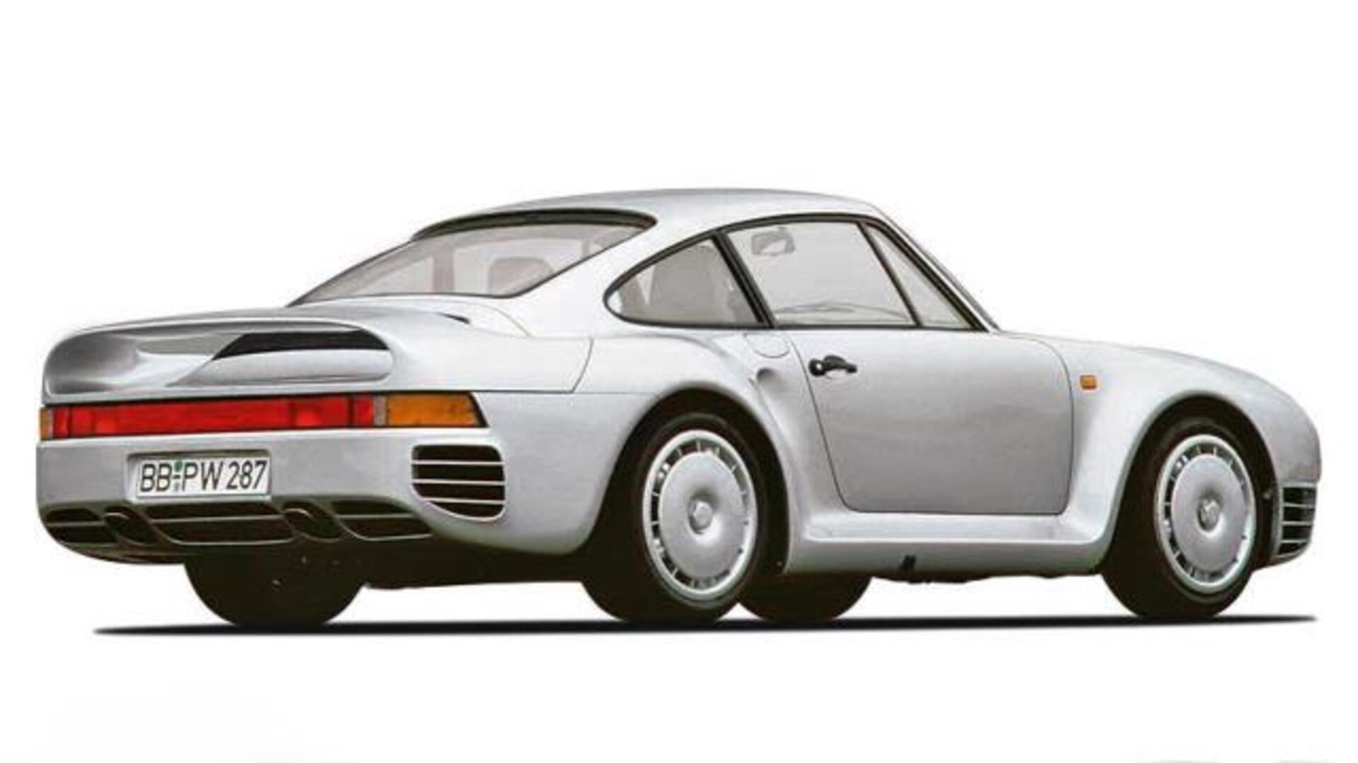 Porsche 959 2020 Porsche Ag