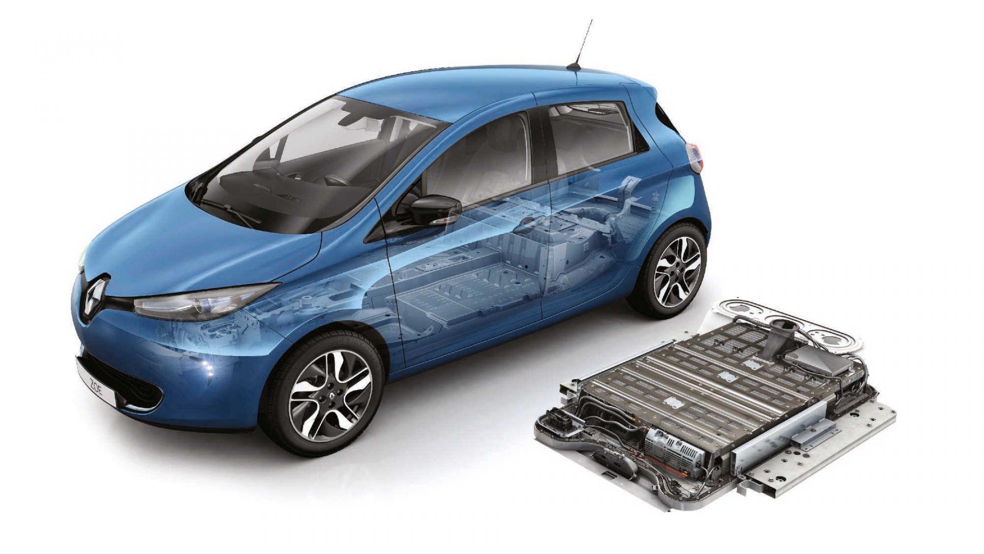 Precio Baterias Coche Electrico