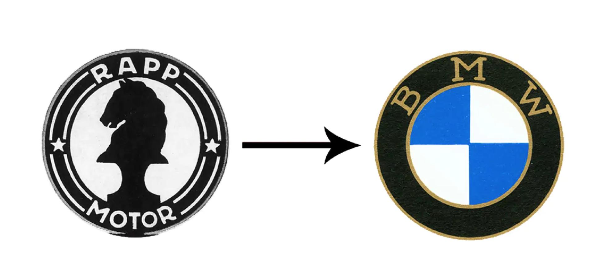 Primer Logotipo Bmw