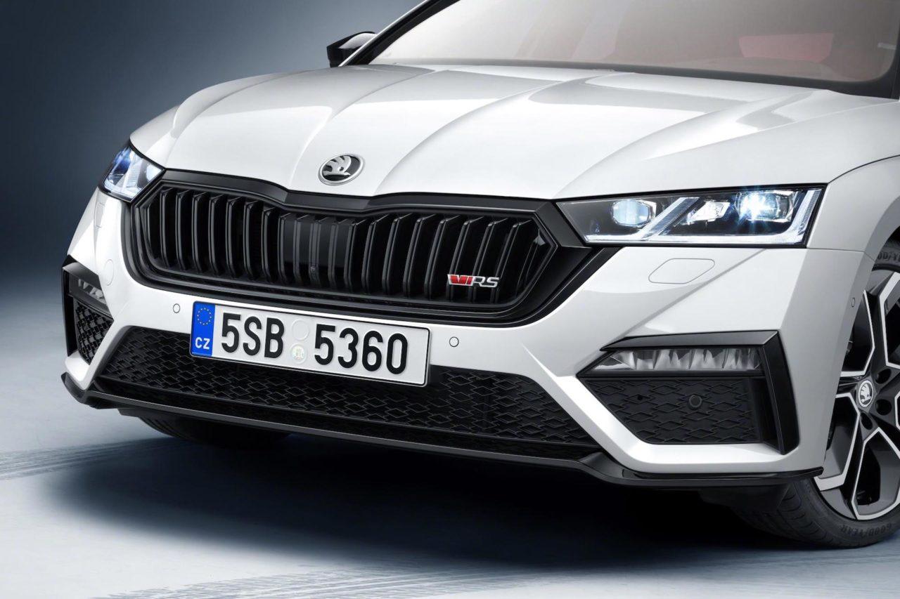 Škoda Octavia Rs Iv 2020 6