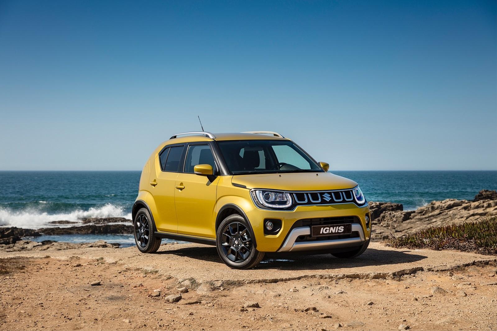 Suzuki Ignis 2020 (3)