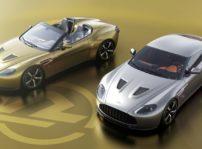 Aston Martin Vantage V12 Zagato Heritage Twins By R Reforged