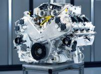 New Aston Martin Engine V6
