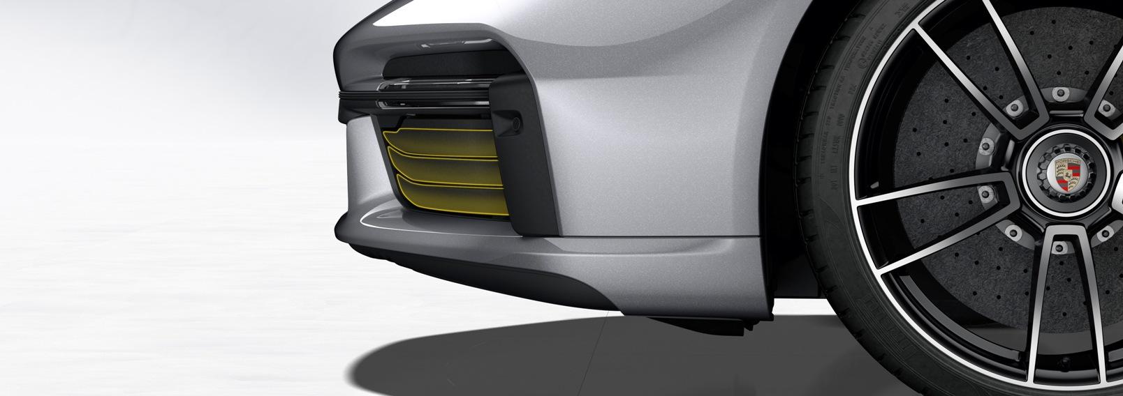 Aerodinámica Porsche 911 Turbo S (4)