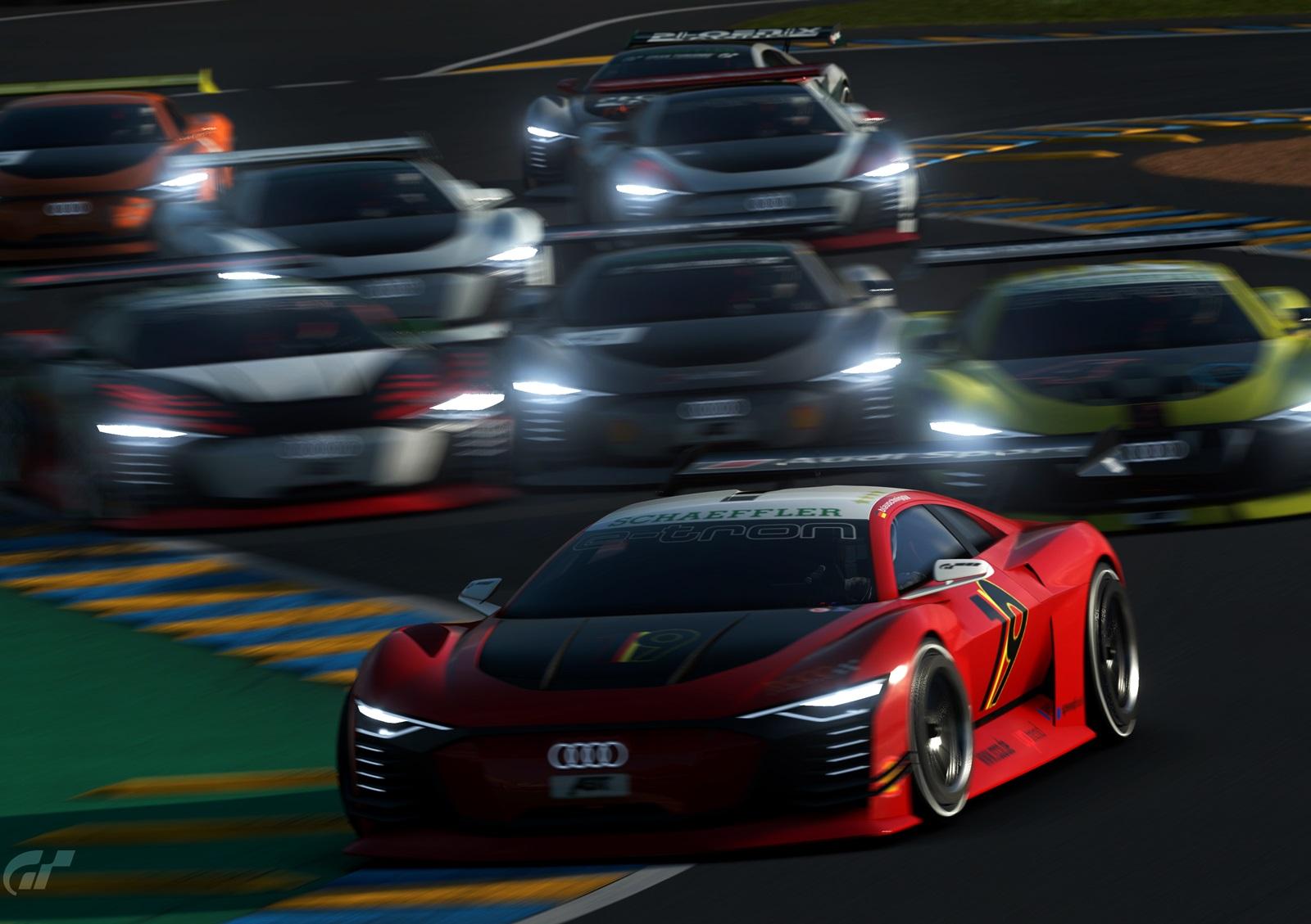 Audi Motorsport Communications