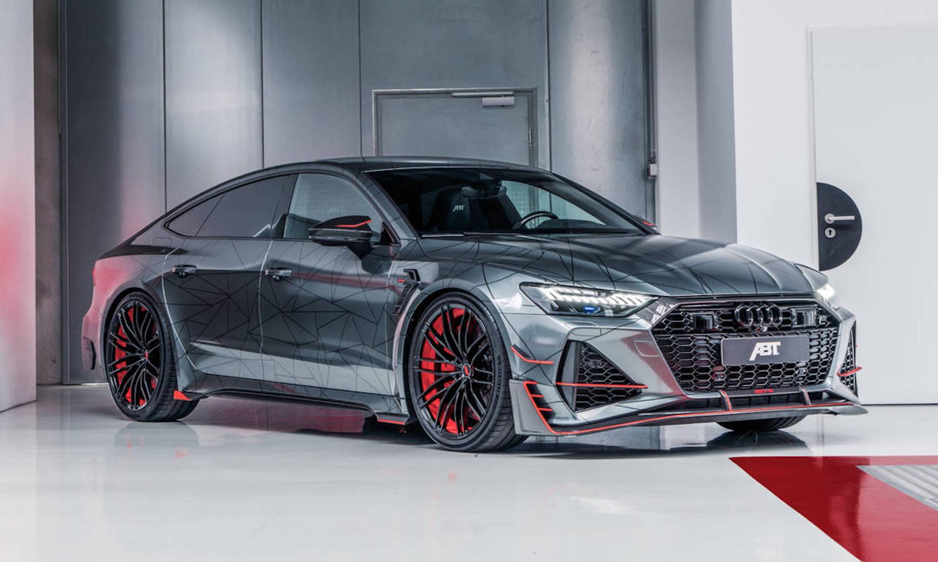 Audi Rs7 R Abt 2020 3