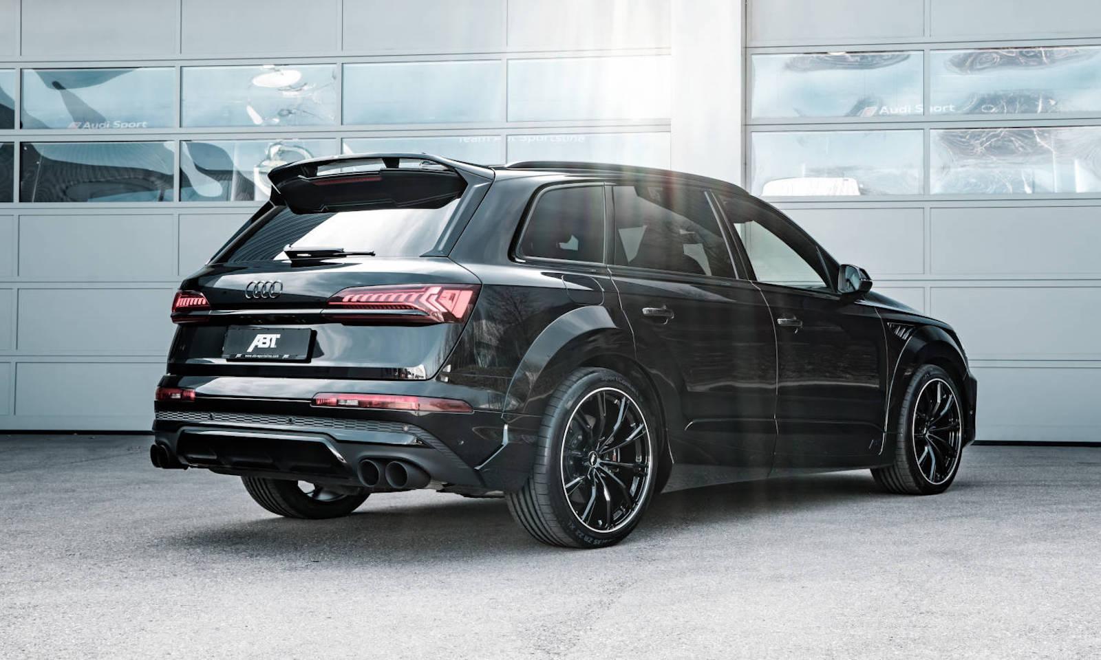 Audi Sq7 Abt Kit 1