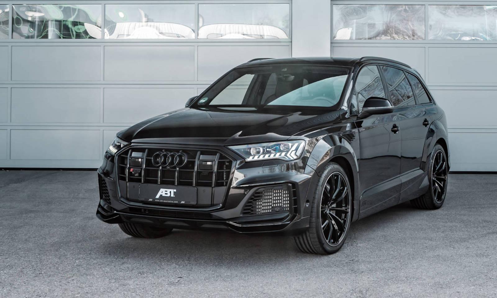 Audi Sq7 Abt Kit 2