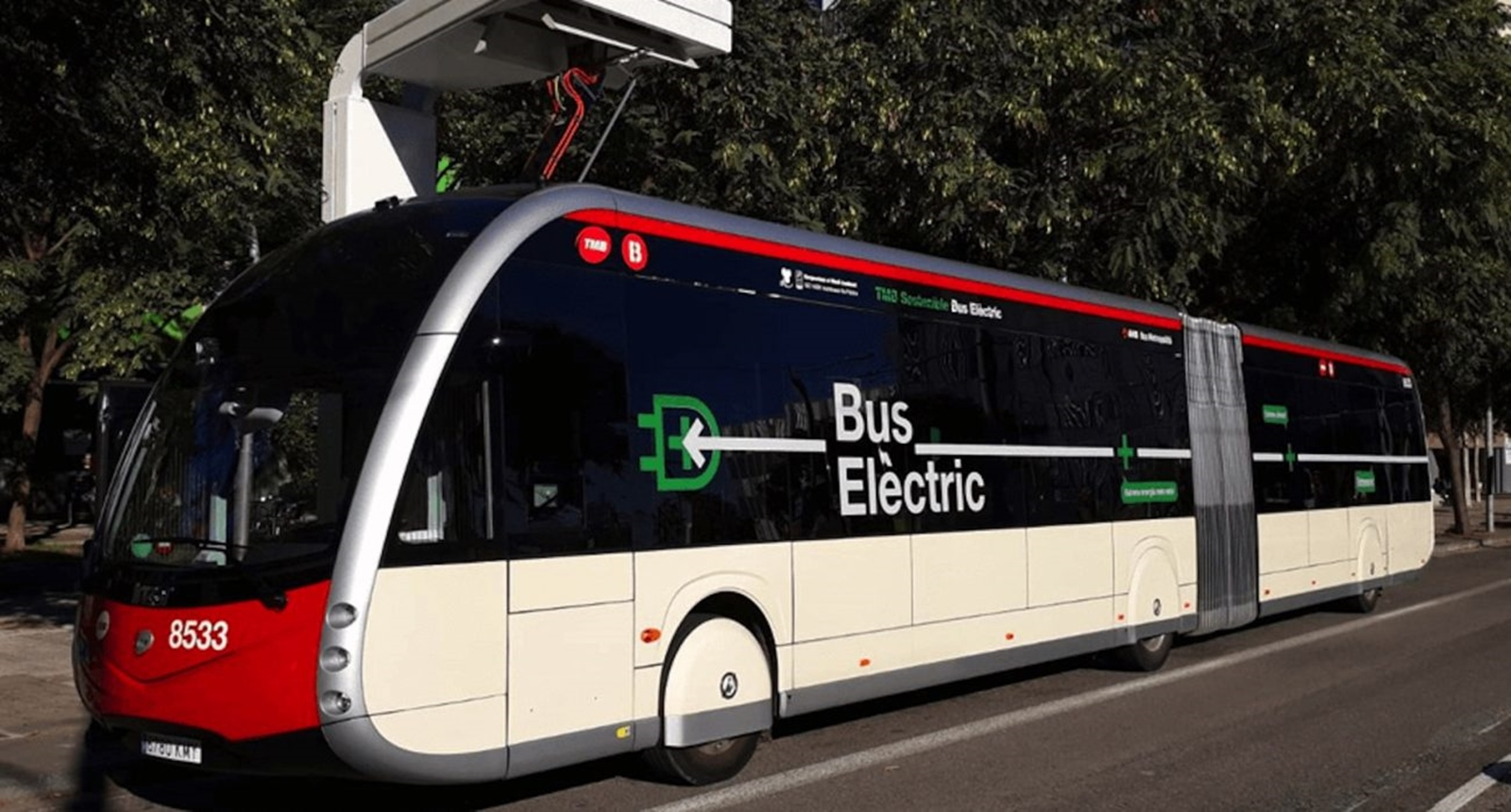 Barcelona Autobuses Electricos