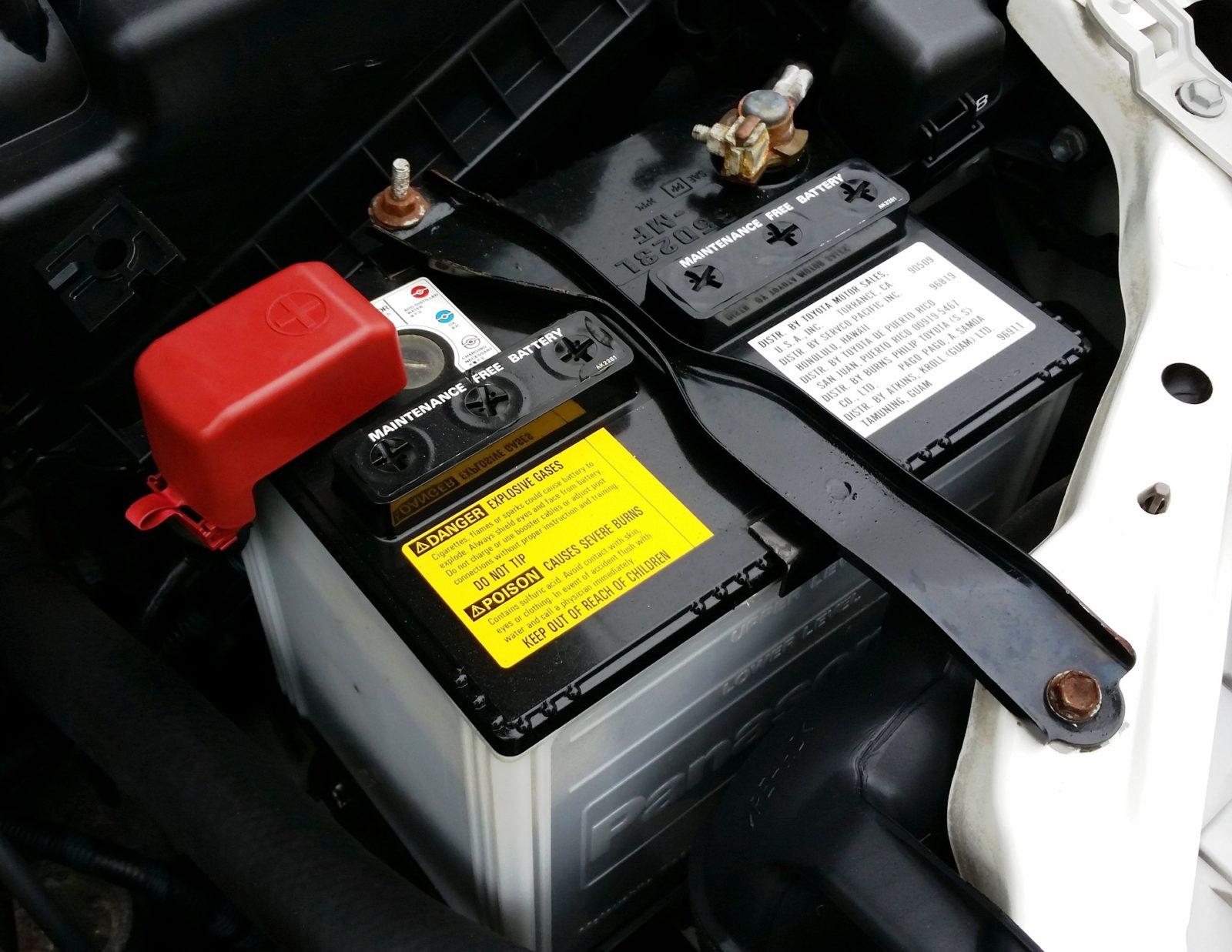 Bateria Coche 3